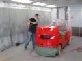 صافکاری و نقاشی لیفتراک